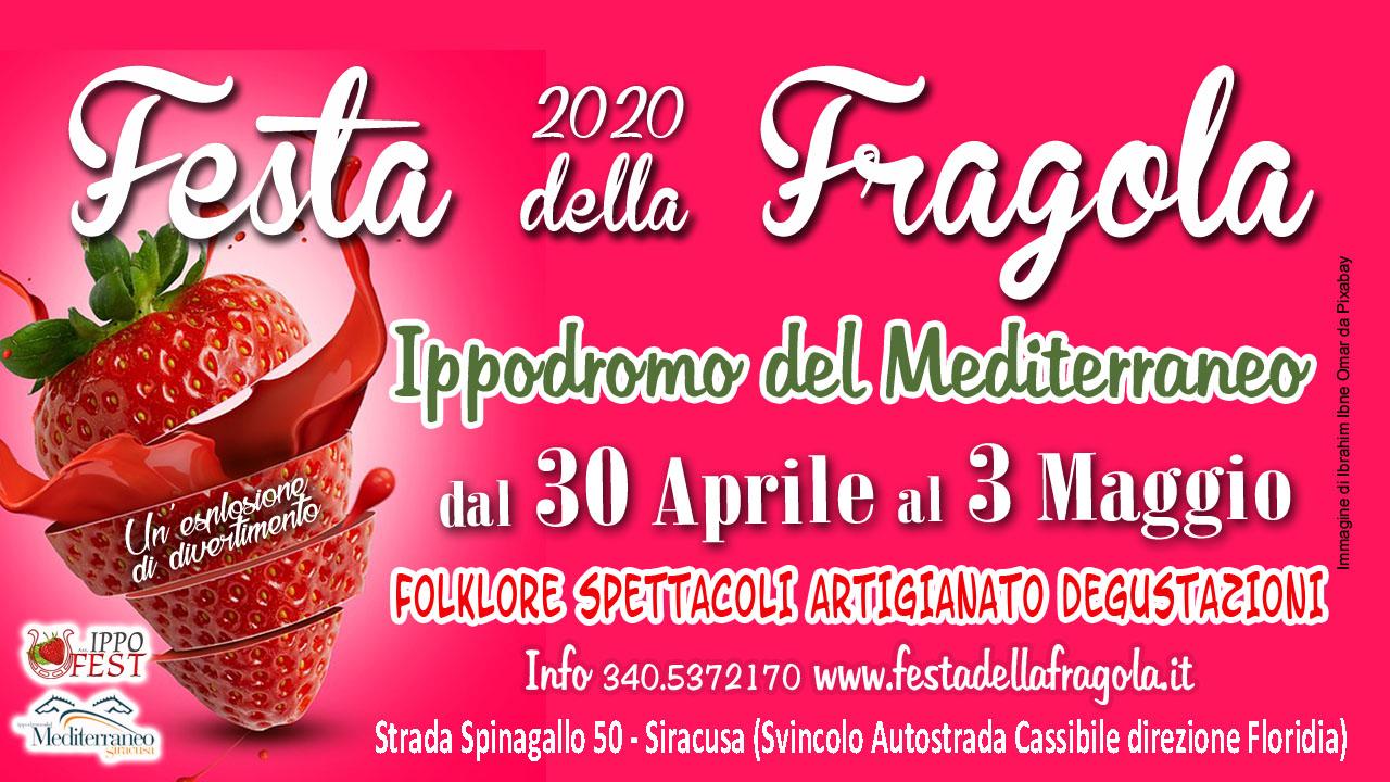 FESTA DELLA FRAGOLA 2020 WEB